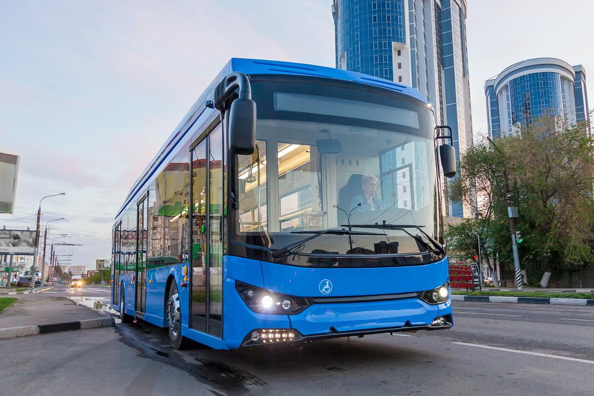 Тяговые АКБ для троллейбусов и электробусов