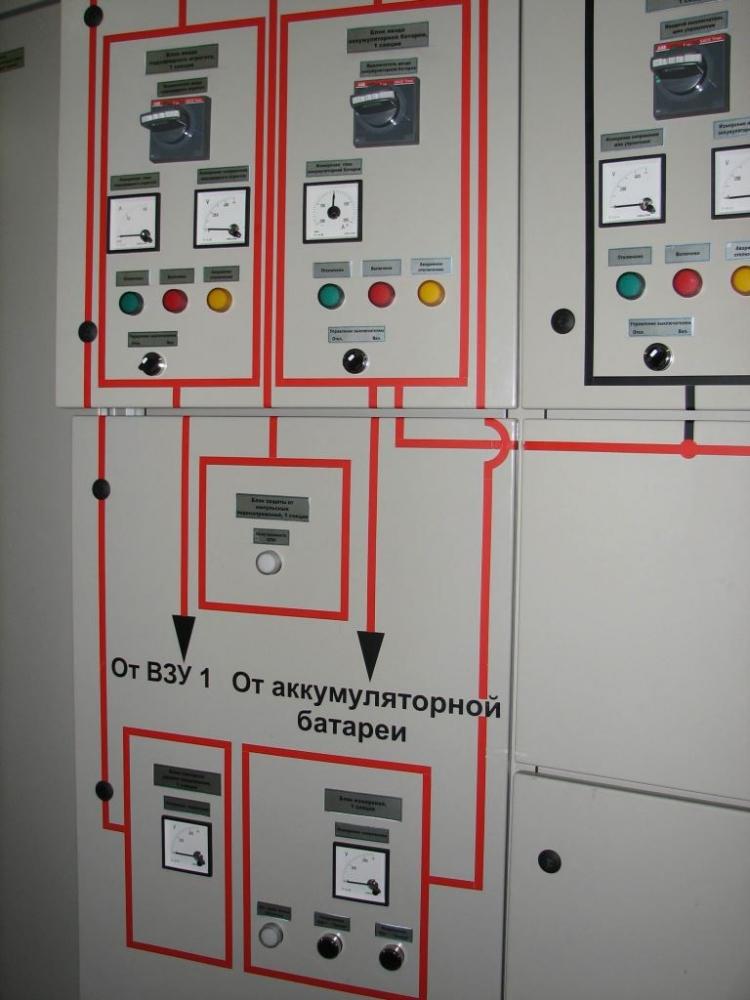 АКБ для систем оперативного постійного струму