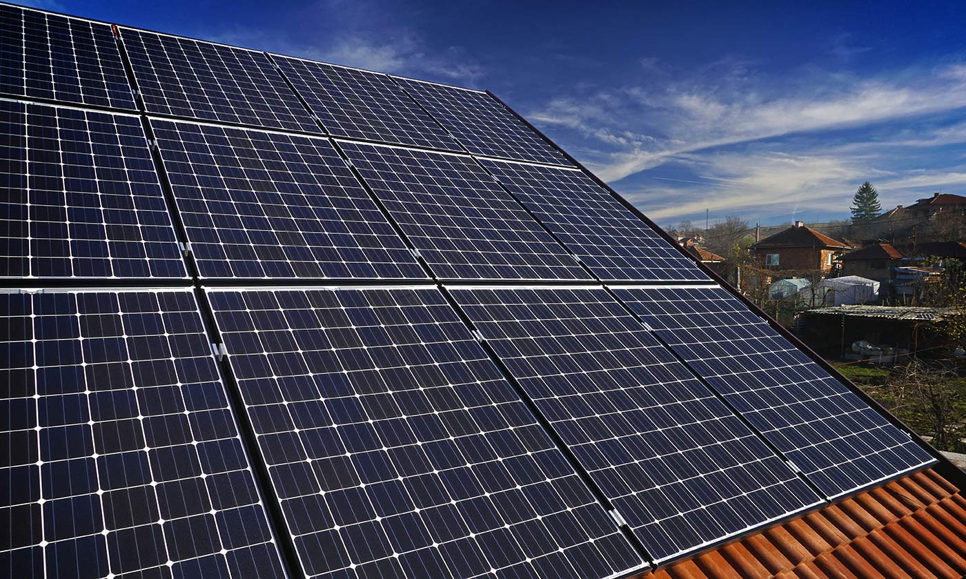 Buy batteries for a hybrid solar station