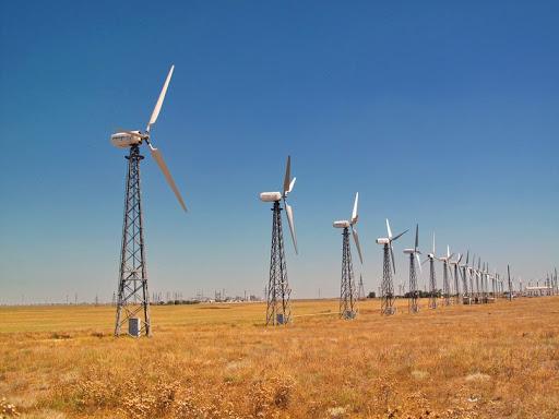 Акумулятори для вітрових електростанцій